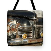 Plymouth Special Deluxe Front Tote Bag