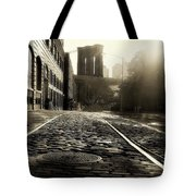 Plymouth Street Tote Bag