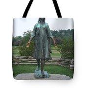 Pocahontas Sculpture Tote Bag