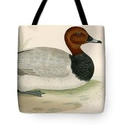 Pochard Tote Bag