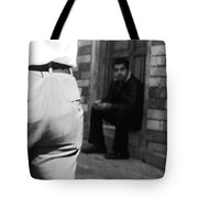 Pocket Change  Tote Bag