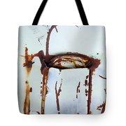 Pocket Of Time Tote Bag by Fran Riley