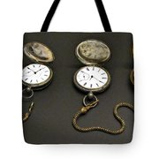 Pocket Watches Tote Bag