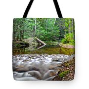 Poetic Side Of Nature Tote Bag