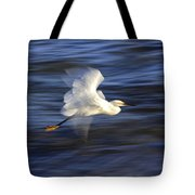 Poetry In Motion, Malibu California Tote Bag