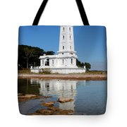 Point Abino Reflections Tote Bag