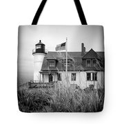 Point Betsie Lighthouse II Tote Bag