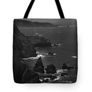 Point Bonita Light Tote Bag by Mike McGlothlen