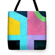 Point Counterpoint Tote Bag