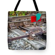Point Indicator  7d07894 Tote Bag