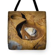 Point Lobos Abstract 11 Tote Bag
