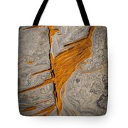 Point Lobos Abstract 13 Tote Bag