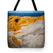 Point Lobos Abstract 14 Tote Bag