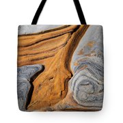 Point Lobos Abstract 5 Tote Bag
