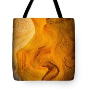 Point Lobos Abstract 6 Tote Bag