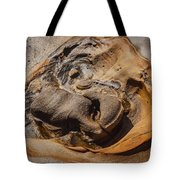 Point Lobos Abstract 7 Tote Bag