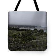 Point Lobos National Park Tote Bag