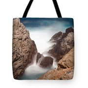 Point Lobos Number Two Tote Bag by Catherine Lau
