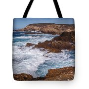 Point Lobos Surf Tote Bag