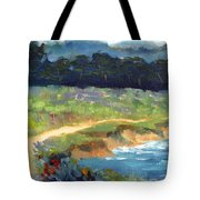 Point Lobos Trail Tote Bag
