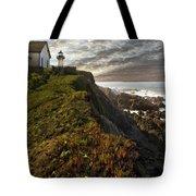 Point Montara Light House II Tote Bag
