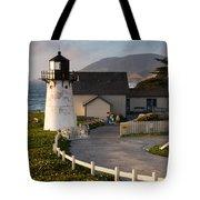 Point Montara Lighthouse  Tote Bag