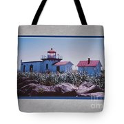 Point No Point Tote Bag