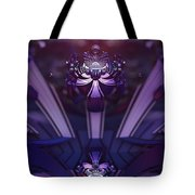 Point Of Ascension Tote Bag