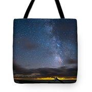 Point Pelee Milky Way Tote Bag