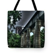 Point Pleasant West Virginia Tote Bag