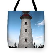 Point Prim Lighthouse 3 Tote Bag