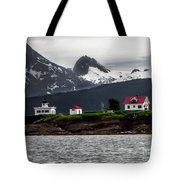 Point Retreat Tote Bag