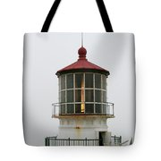 Point Reyes Light Tote Bag by Art Block Collections