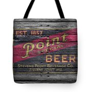 Point Special Beer Tote Bag