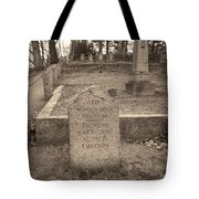 Point The Way Tote Bag
