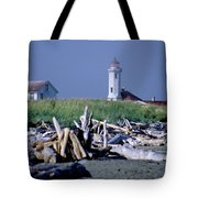 Point Wilson Tote Bag