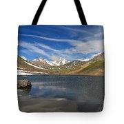 Pointe Rousse Lake Tote Bag