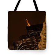 Pointing Towards Heaven Tote Bag