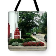 Points Of View Tote Bag