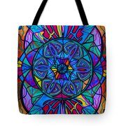 Poised Assurance Tote Bag