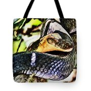 Poisonous Observance Tote Bag