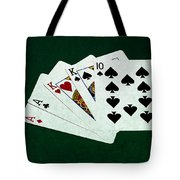 Poker Hands - Two Pair 3 Tote Bag