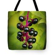 Pokeweed Tote Bag