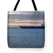Polar Endeavour Tote Bag