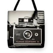 Polaroid Countdown 90 Tote Bag