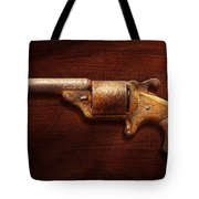 Police - Gun - Mr Fancy Pants Tote Bag