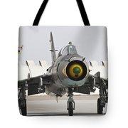 Polish Air Force Su-22 Fitter Tote Bag