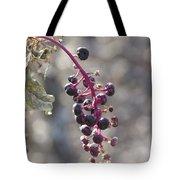 Polk Berries Tote Bag
