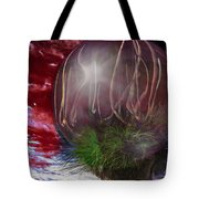 Pollen Fire Tote Bag