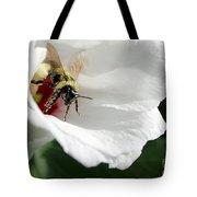 Pollenated Bumblebee Tote Bag